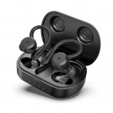 HolyHigh Wireless Sports Headphones Bluetooth 5.0 Earphones Upgrade IPX7 Waterproof 26H Play Time In Ear Wireless Headphones with Charging Case